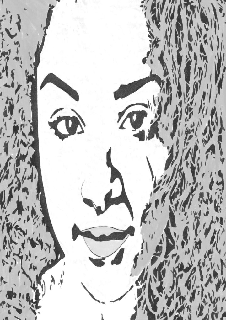 Portrait : Maria Patterson